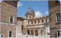 La citt� ideale: Urbino